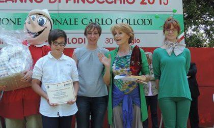"""A una classe novarese il premio nazionale """"Il compleanno di Pinocchio"""""""