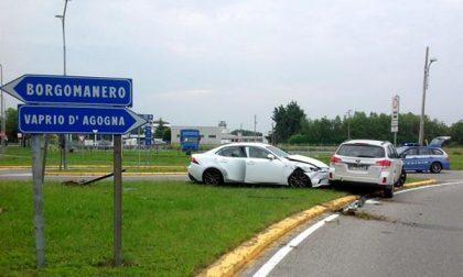 Ancora un incidente sulla provinciale 229