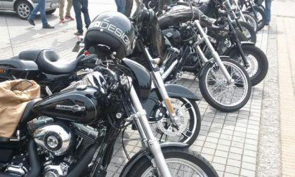 Bikers novaresi a sostegno dei bimbi dell'Anffas Mortara