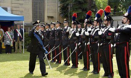 Carabinieri in festa per il 201esimo anniversario di Fondazione