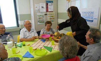 Con S. Egidio un pranzo senza frontiere tra anziani e stranieri