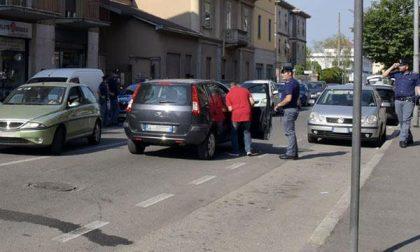 Corso Trieste: incidente intorno alle 17,30
