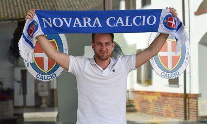 Da Costa, dall'Europa League al Novara