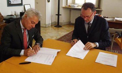 Equitalia Nord firma accordo con l'Associazione Industriali di Novara