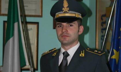 Il tenente lo Porto nuovo comandante della Volante delle Fiamme Gialle