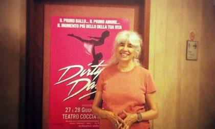L'autrice Eleanor Bergstein a Novara