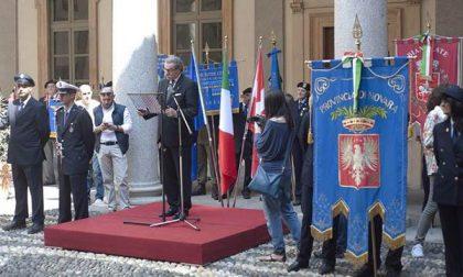 Le celebrazioni del 2 giugno a Novara