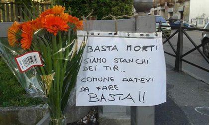 Mezzi pesanti: stop su corso Trieste
