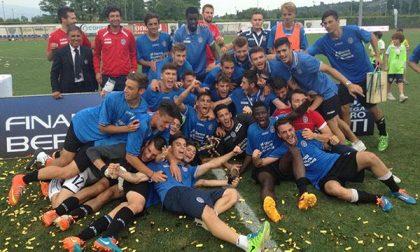Per la terza volta Campioni d'Italia!