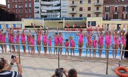 """""""Sogno di una notte di mezza estate"""" con la Libertas Nuoto Novara"""