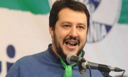 A Novara giovedì il segretario federale della Lega, Salvini