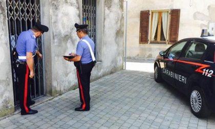 Biandrate: i carabinieri arrestano un 38enne sinti
