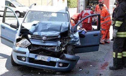 Centauro ferito gravemente in un incidente in corso Trieste