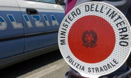 Controlli sulle strade e rilievi per incidenti per la stradale di Arona