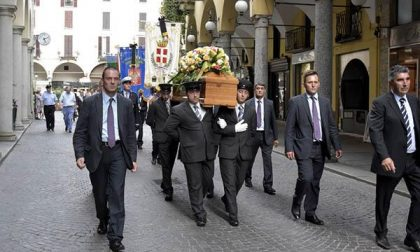 L'addio di Novara a Sebastiano Vassalli
