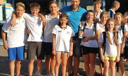 "Libertas Team Novara: cinque podi per gli ""Esordienti A"""