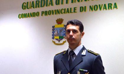 Nuovo comandante al Nucleo di Polizia Tributaria delle Fiamme Gialle di Novara