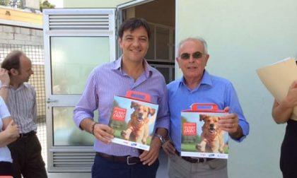 Partita la campagna per l'adozione degli ospiti del canile di Novara