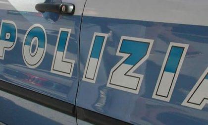 Polizia stradale di Novara Est: sequestrate calzature con marchi contraffatti