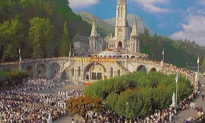 Seicento pellegrini a Lourdes con l'Oftal