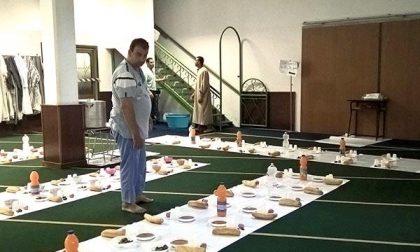 Una cena per 300 fedeli in difficoltà al Centro culturale islamico