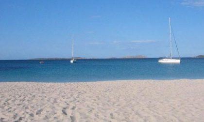 18enne novarese in vacanza in Sardegna rischia di rimanere paralizzato