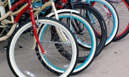Allarme fili-trappola per ciclisti a Galliate