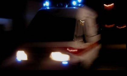 Cavallirio: giovane fa un incidente e lo trovano alla guida in stato di ebbrezza
