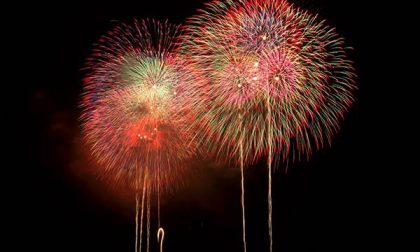 Doppio appuntamento con il Festival di Fuochi d'artificio
