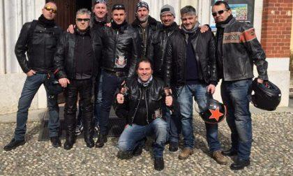 Gli harleysti degli Nrb a favore di Angsa Novara Vercelli