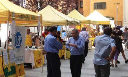 Inaugurato il mercato di Campagna Amica a Verbania