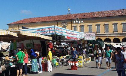 Novara, torna la Fiera d'agosto