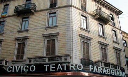 Per gestire il Teatro Faraggiana offerte entro il 30 settembre