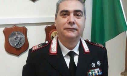 A Mario Petralia, comandante Stazione Carabinieri di Novara, la medaglia Mauriziana
