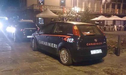 Ancora Far West  in piazza Cerano
