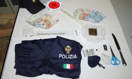 Arrestati in due per spaccio di stupefacenti