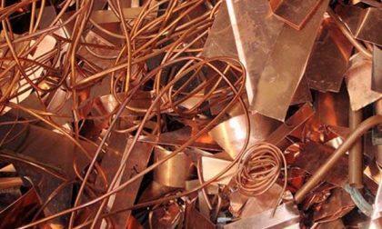 Bellinzago: sottratti cavi di rame dai tralicci dell'alta tensione