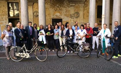 """""""BikeToWork"""", premi a chi va a lavoro in bicicletta"""
