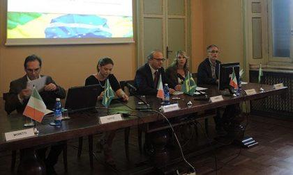 Delegazione brasiliana da Expo alla Camera di Commercio di Novara