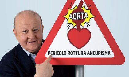 "In piazza Gramsci il ""CardioVan"""