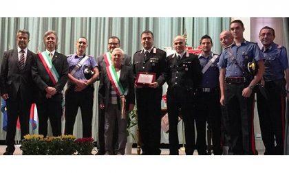 Territorio sicuro, encomio ai Carabinieri