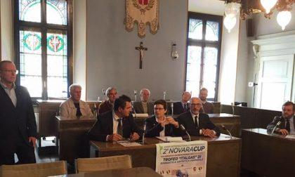 Ginnastica artistica, la città si prepara ad accogliere la Novara Cup 2015
