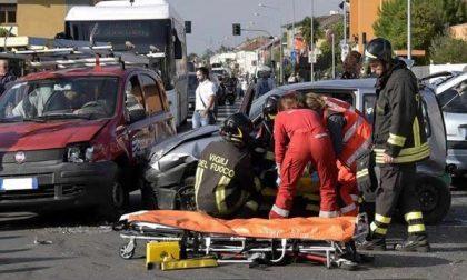 Incidente paralizza corso Risorgimento