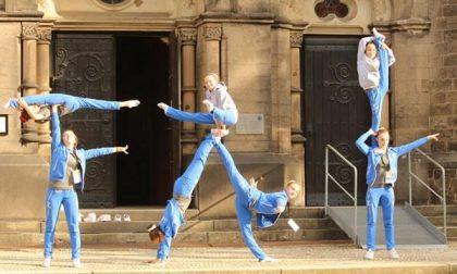 Le atlete di Borgomanero agli Europei di Acrosport