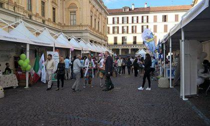 Le foto dei protagonisti del Bene in piazza