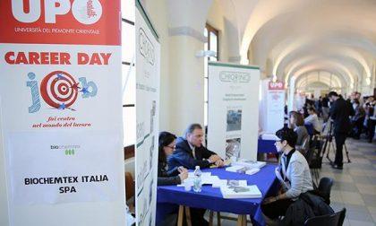 Career Day all'Università del Piemonte orientale