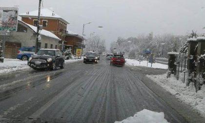 """La Provincia: """"Miglioreremo per evitare che si ripetano i disagi vissuti con la nevicata del 4 dicembre"""""""