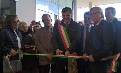 Inaugurato il Centro di ricerca applicato Ipazia nell'ambito del Pisu di S. Agabio
