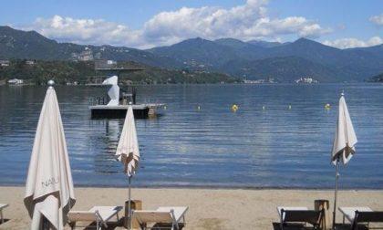 Bandiera blu 2021 a Gozzano: il sindaco riceve una lettera dal ministro Gelmini
