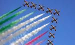 Aronairshow 2020: le Frecce Tricolori in città domenica 2 agosto